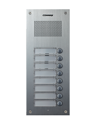UNITÉ AUDIO MULTIBUTTON DR-8UM